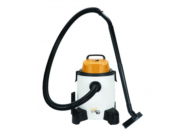 RhinoVac Portable Wet & Dry Shop Vacuum, 35 L (8 gal),  Swivel Casters/Wheels, Accessories & Blower
